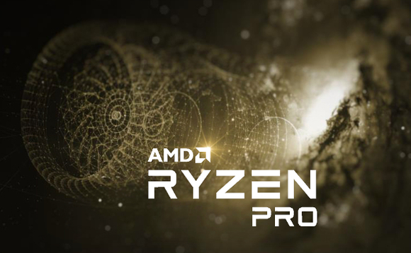 AMD's Ryzen Pro comes bundled with extra security features aimed at the enterprise