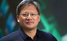 Nvidia's Volta-based Tesla v100 GPU offers the power of 100 CPUs, claims CEO Jensen Huang