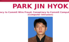 US Department of Justice charges alleged North Korean spy Park Jin Hyok over WannaCry and Sony Pictures attacks