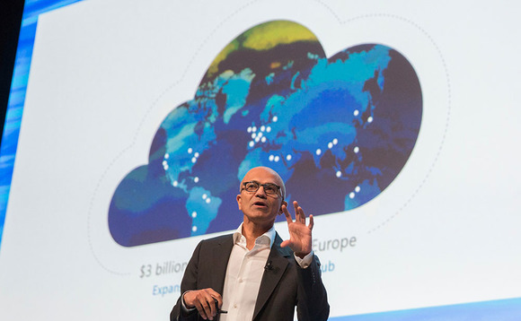 Microsoft CEO Satya Nadella has focused on cloud since he was appointed in February 2014