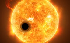 Astronomers detect helium in the atmosphere of an exoplanet