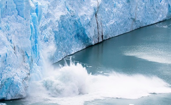 Bodies of water stored in glaciers could contribute to sea level rise, scientists claim