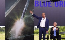 Amazon CEO's space startup Blue Origin wins contract to supply engines for ULA rocket