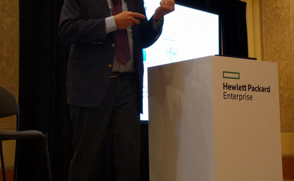 HPE IoT tech helping move to 'citizen-centric' medical advice model, says West of England Academic Health Science Network