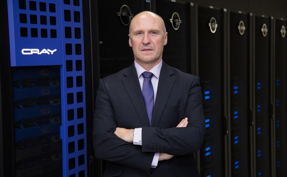 Met Office CIO Charles Ewen: better forecasts with extremely big data and seriously super computers