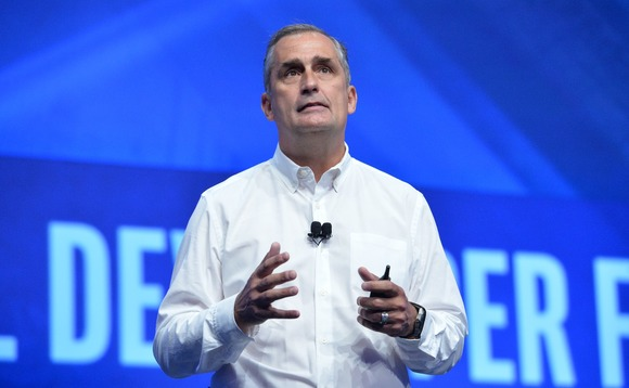 Intel CEO Brian Krzanich made $25 million from his stock sale