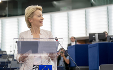 President of the European Commission, Ursula von der Leyen, presented the new strategy yesterday. Stock photo
