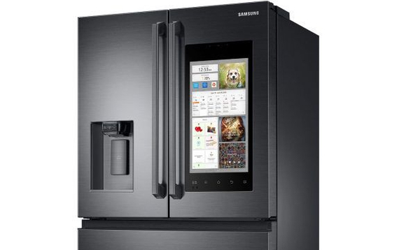 Samsung doubles-down on ghastly internet-connected fridges