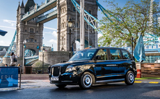 London's first electric taxi has hit a bump in the road