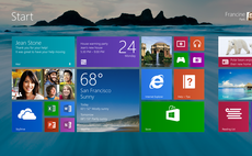 Windows 8.1 will be released to manufacturers next month