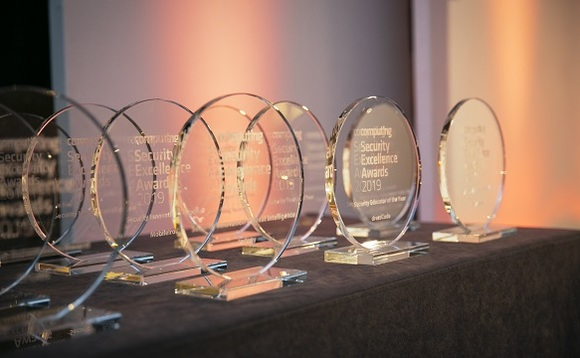 Shortlist announced for Security Excellence Awards 2020