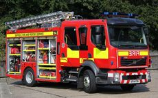 Hampshire emergency services establish unified comms network with Motorola