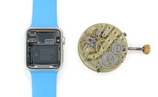 Apple Watch teardown shows timepiece is difficult to repair