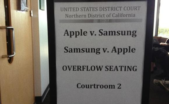 Apple's success forced 'crisis of design' on Samsung