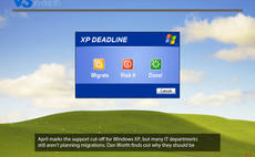 Metropolitan Police still running Windows XP on 19,000 desktops