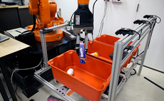 MIT and Princeton scientists develop robot hand to pick and pack goods in warehouses