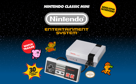 Nintendo to release SNES Mini to 'console' anyone who missed out on the NES Classic