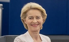 Ursula von der Leyen took control of the European Commission on 1st December 2019. Credit: European Union 2019/ Source - EP via Wikimedia.