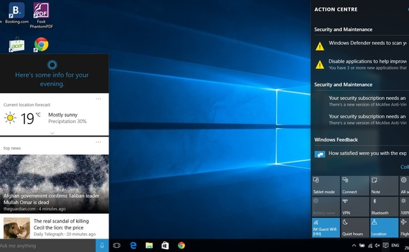 Don't mess about with the Windows 10 Enterprise settings, urges Microsoft, even if you need to