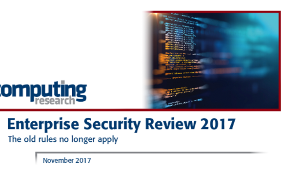 Enterprise Security Review 2017