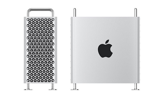 Apples new Mac Pro features a new stainless steel design