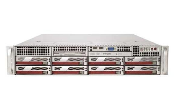 Review: Transtec Calleo 302W Server