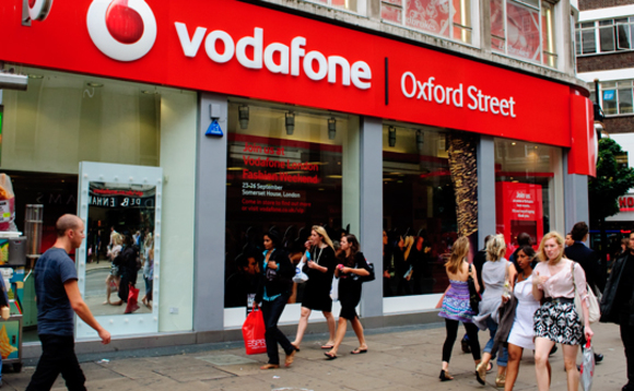 Vodafone has selected Huawei's OpenStack platform to transform business operations
