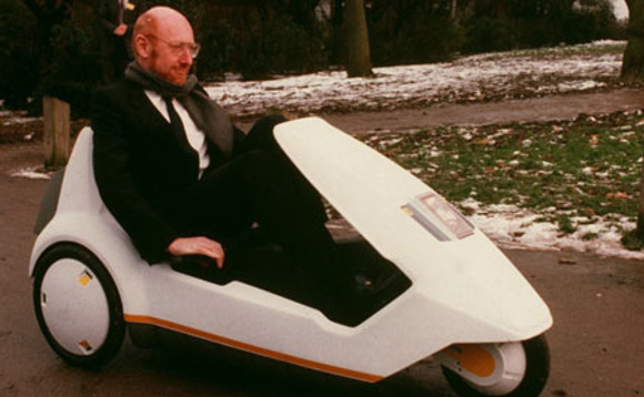 Sir Clive Sinclair talks ZX Spectrum, electric cars and the UK tech scene