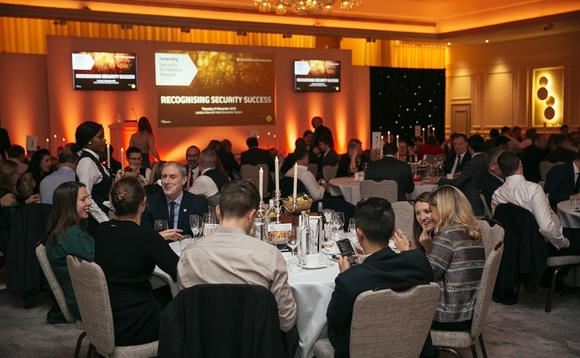 Will you celebrate success at the Security Awards 2020?
