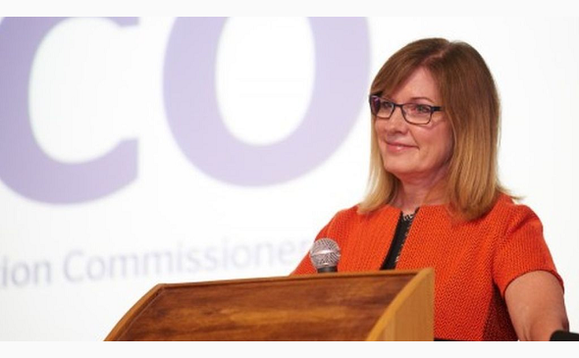 Elizabeth Denham is the current head of the ICO