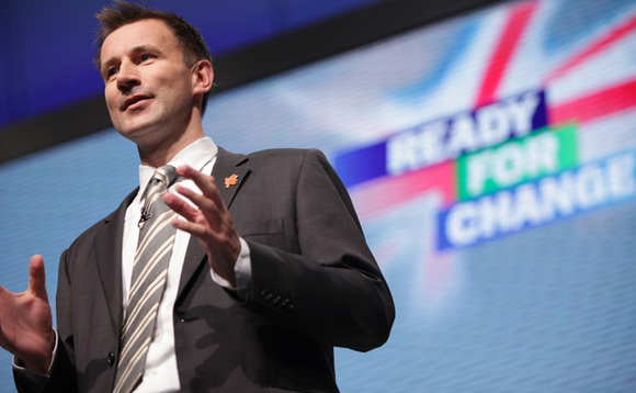 Jeremy Hunt announces review of 2003 Communications Act