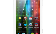 Intel Atom-based Prestigio MultiPhone - Review