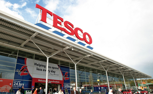 Tesco comes out top in mobile web site speed test