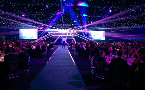Despite taking only the best entries, nearly 2,000 professionals attend the Awards