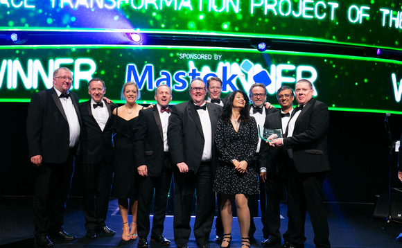 Driver & Vehicle Agency discusses winning the Workplace Transformation Project of the Year award