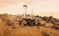 The technology powering the Mars Curiosity Rover