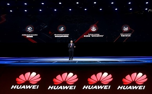 US is pressing British government not to allow Huawei equipment in its 5G networks