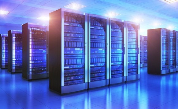 It is important that servers are inaccessible to third parties and generally left undisturbed