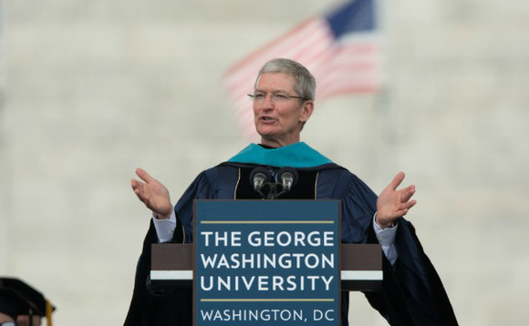 Tim Cook: Steve Jobs' dream of Apple products changing the world for the better has been realised'