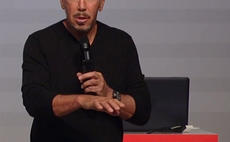 Oracle's Larry Ellison pledges to shift EVERYTHING to the cloud and to compete head-on with Amazon