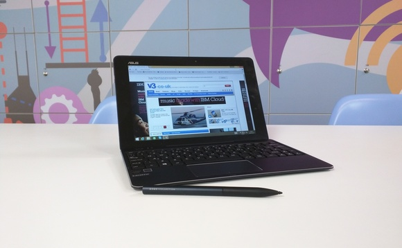 Asus Transformer Book Chi T100 review
