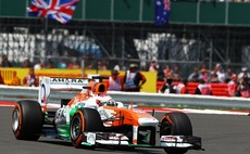 CIO Interview: Adrian Collinson, Force India Formula One team