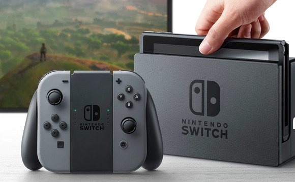 Nintendo reveals Switch specifications - but keeps CPU details a secret