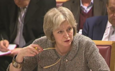 'The UK does not undertake mass surveillance,' Theresa May tells Parliamentary Committee