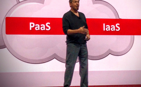 Larry Ellison declares 'Amazon's lead is over' as Oracle 'aggressively moves into infrastructure'