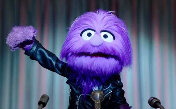 Three UK puppet spokesmonster Jackson responds to news of Ofcom's investigation