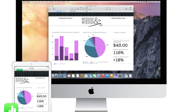 Plenty of changes coming to Mac OS on the desktop