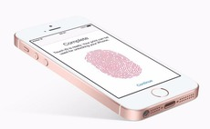 The iPhone SE2 is expected to be based on the iPhone 6 and will follow-on from the success of the iPhone SE (pictured)