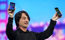 Microsoft squeezed out in Europe as Windows Phone market share falls below five per cent
