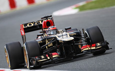 Lotus targets F1 World Championship with EMC deal